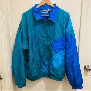 Vtg track suit with pants
